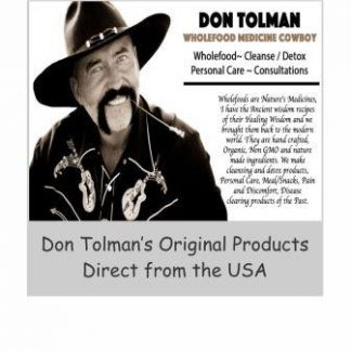 Don Tolman Products